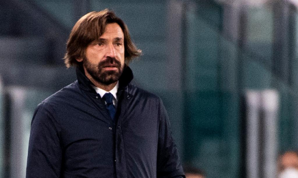 Andrea Pirlo no Juventus-Cagliari (Marco Alpozzi/AP)