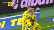 Quem trava este homem? Haaland faz quatro golos na vitória do B. Dortmund