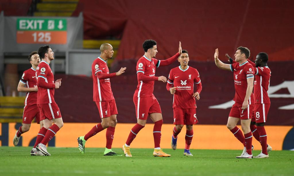 Liverpool-Leicester (Jon Super/AP)