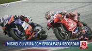 O ano de sonho de Miguel Oliveira na estreia no Moto GP