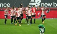 Athletic Bilbao-Bétis Sevilha
