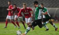 Sporting-Sacavenense (Mário Cruz/Lusa)