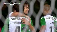 Pedro Marques estreia-se a marcar pelo Sporting