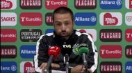 Adjunto do Sporting analisa a goleada sobre o Sacavenense para a Taça