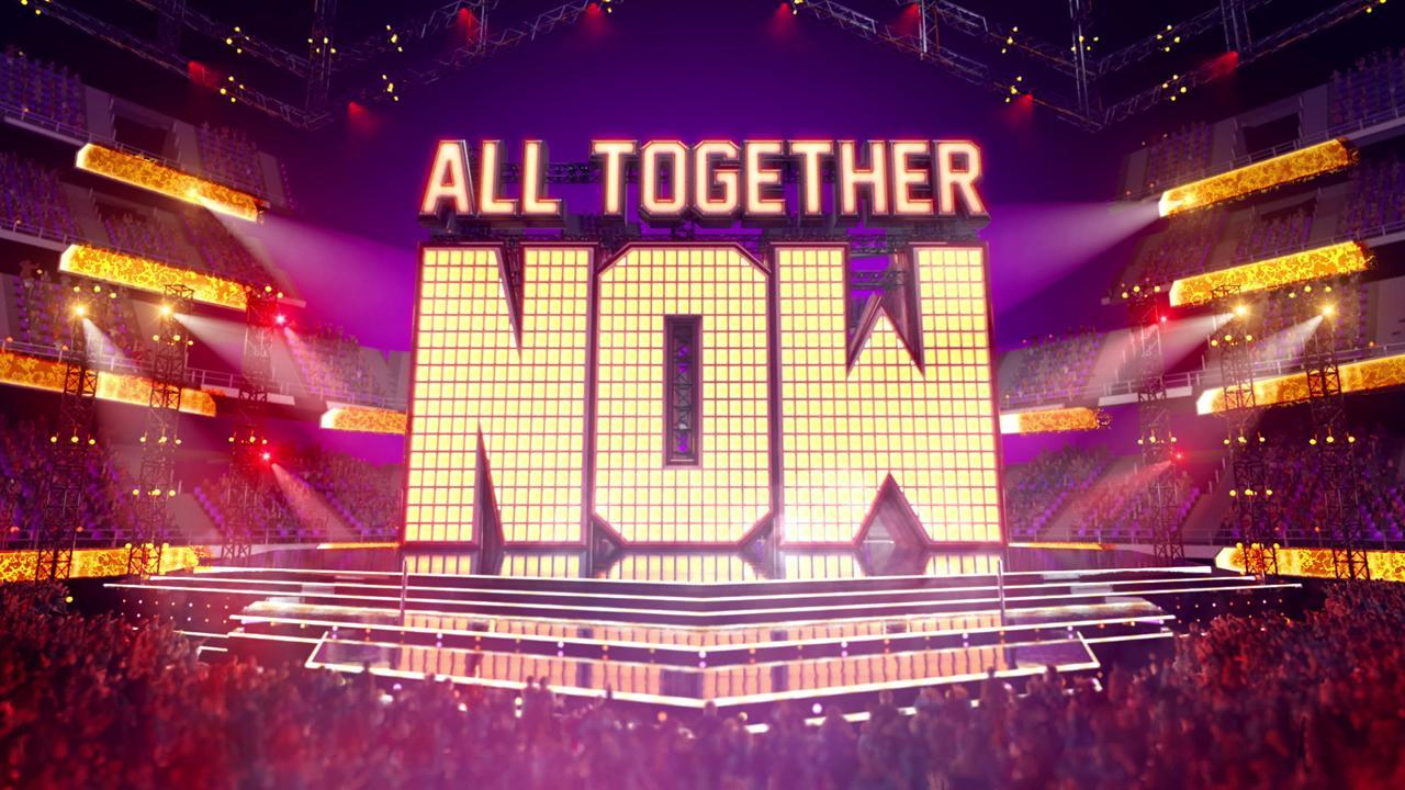 All Together Now: inscreva-se!
