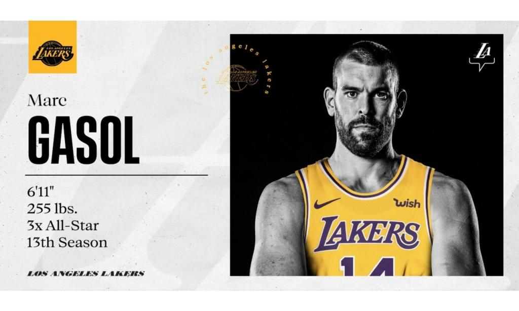 Marc Gasol (Lakers)