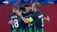 O golo do Ferencvaros que vai surpreendido a Juventus em Turim