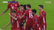 Coman faz o segundo para o Bayern com a ajuda (preciosa) de Wober