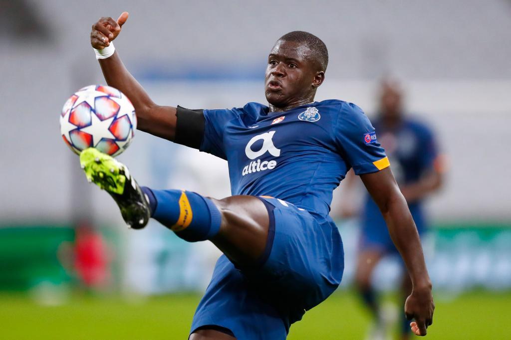 16.º Malang Sarr (FC Porto): 16 milhões de euros