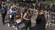 Maradona: longas filas em Buenos Aires para o último adeus