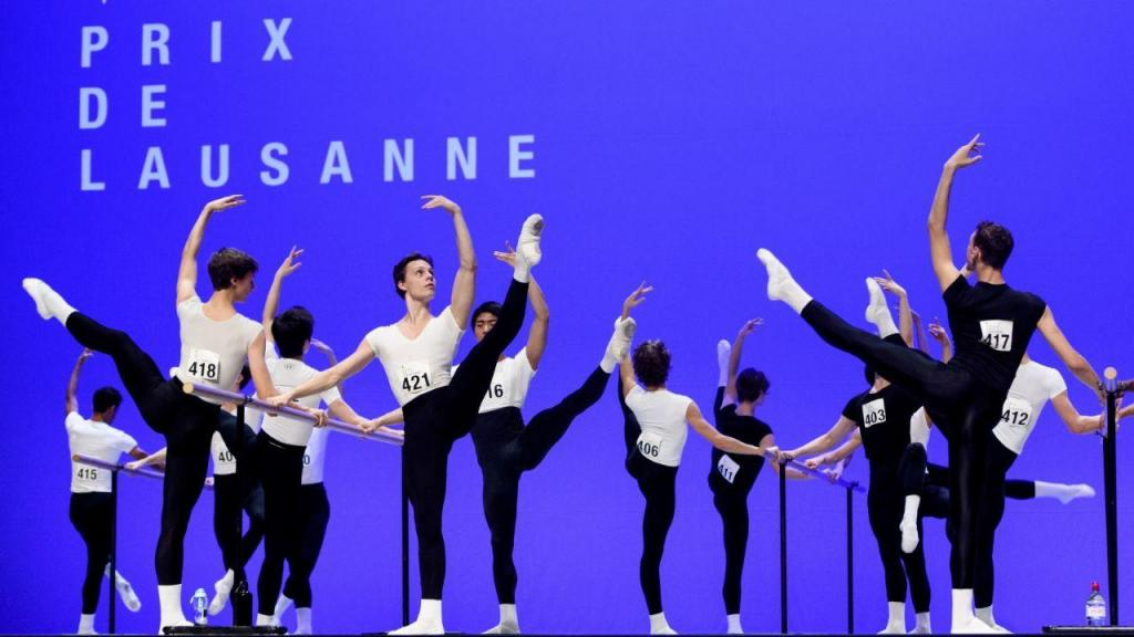 Três bailarinos portugueses selecionados para o Prix de Lausanne 2021