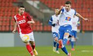 Standard Liège-Lech Poznan (Lusa)