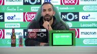 Amorim: «O Pote está pronto para jogar»