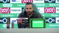 Amorim: «Luiz Phellype ainda não pode ser real opção»