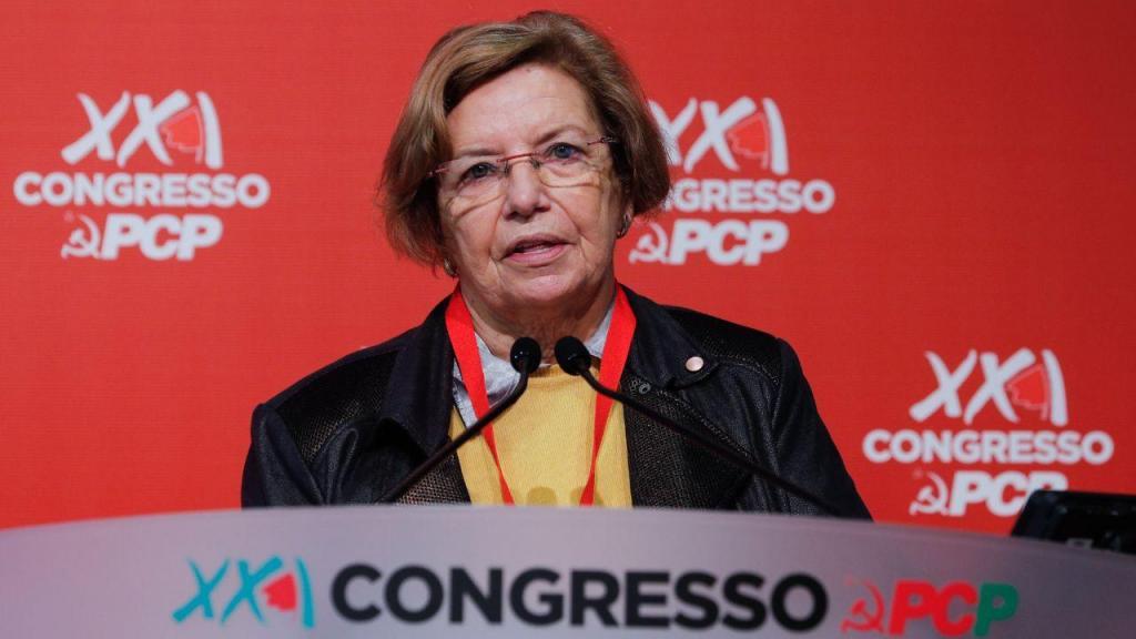 Congresso do PCP, Ilda Figueiredo
