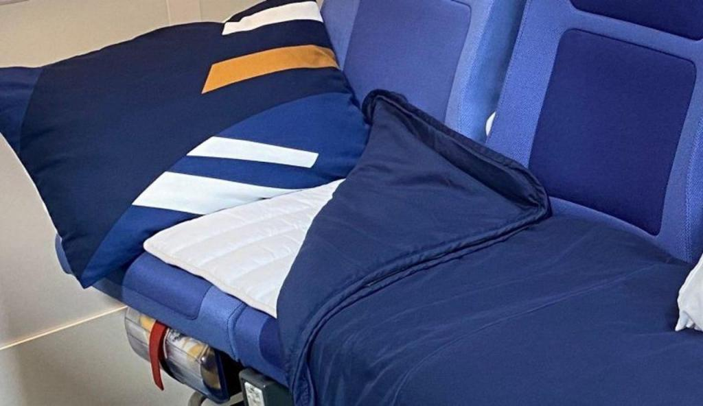 Novo projeto da Lufthansa quer camas em classe económica