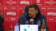 Conceição: «Jogadores de parabéns pelo espírito que tiveram»