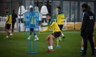 Treino do Sporting (FOTOS: Sporting CP)
