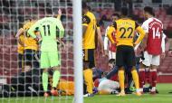 Wolverhampton-Arsenal (Catherine Ivill/AP)
