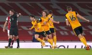 Arsenal-Wolverhampton (AP Photos)