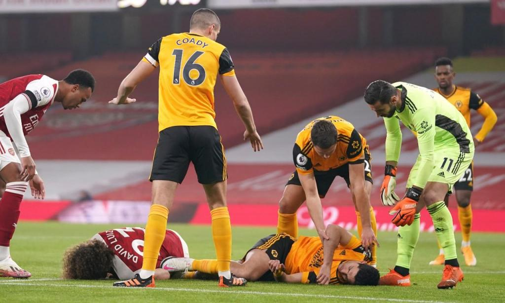 Arsenal-Wolverhampton (AP Photos)