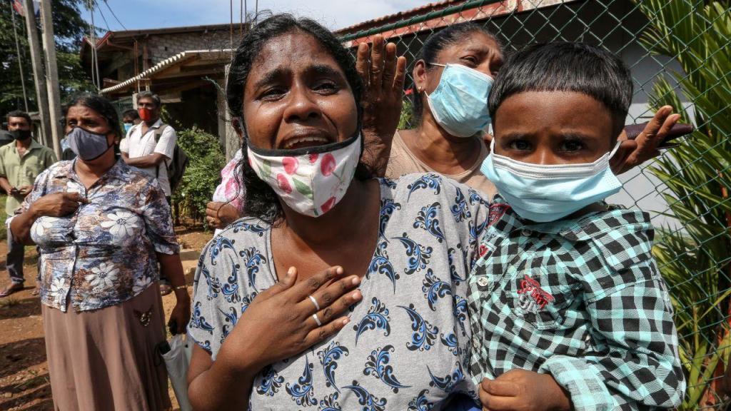 Sri Lanka: motim devido ao aumento dos casos da covid-19