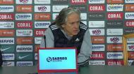 «Acho que Otamendi joga na Argentina, não sei se é Luxemburgo ou Bulgária...»