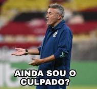 Os «memes» da eliminação do Flamengo na Libertadores (Twitter)