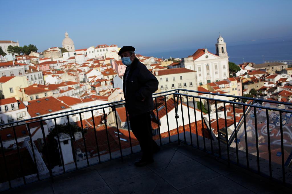 Covid-19 Portugal redes