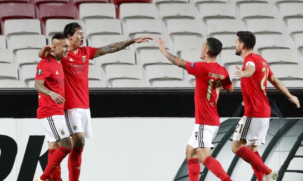 Benfica-Lech Poznan
