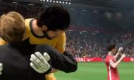 Jürgen Klopp no FIFA21 (twitter EA Sports)