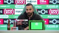 «Comigo a treinador, o Amorim jogador nem estaria no plantel»