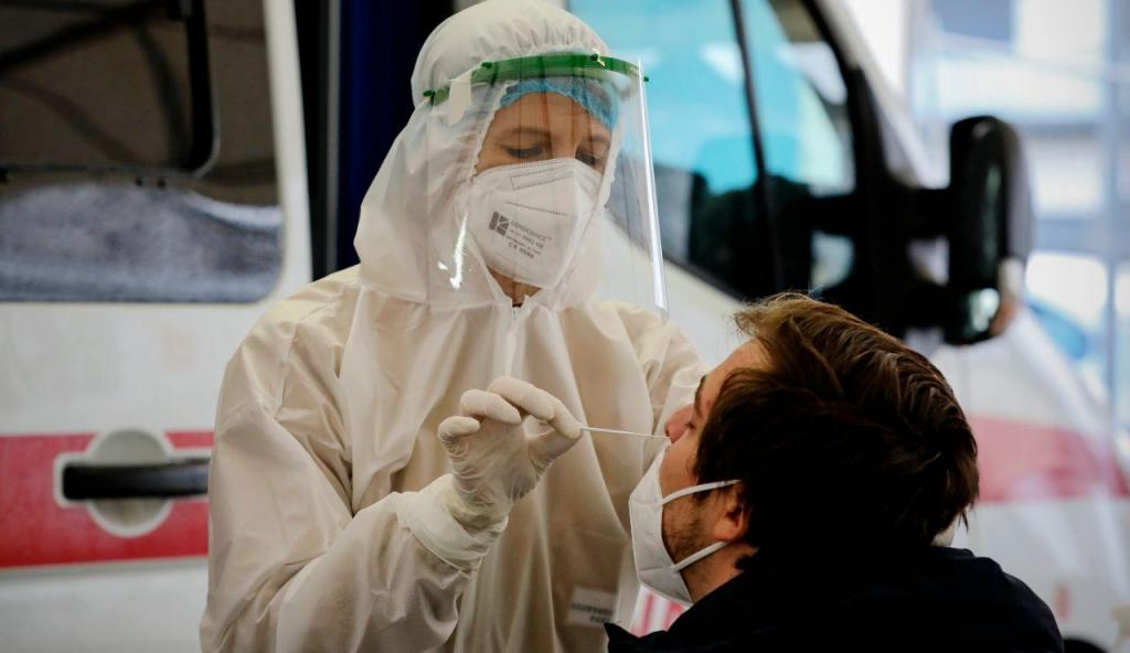 Covid-19: Cruz Vermelha Portuguesa abre posto fixo para testes na Maia