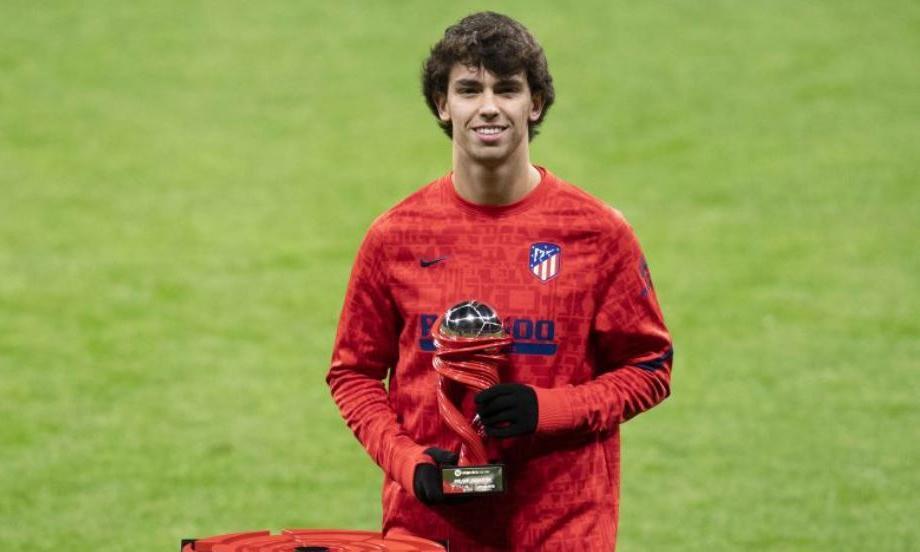 João Félix, avançado do Atlético de Madrid