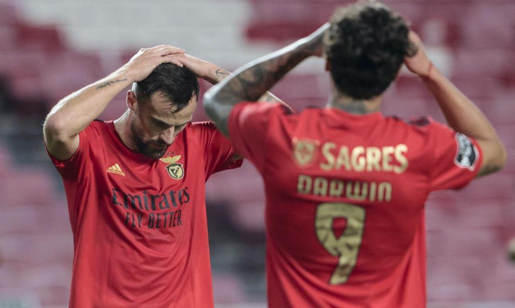 Benfica-P. Ferreira
