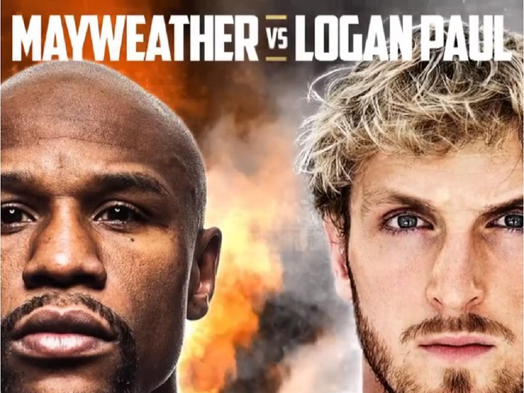 Floyd Mayweather vai defrontar o YouTuber Logan Paul