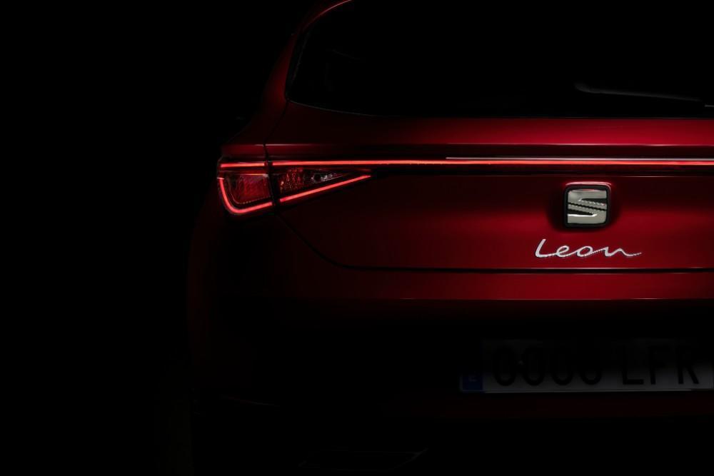 Iluminação do Seat Leon