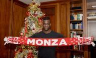 Balotelli é reforço do Monza