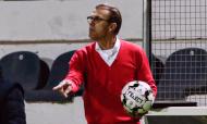 Milton Mendes assumiu Marítimo no jogo ante o Farense após saída de Lito Vidigal, na nona jornada da I Liga (Luís Forra/LUSA)