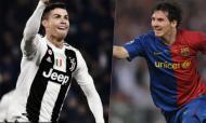 Ronaldo e Messi (BT Sport)