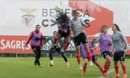Benfica: equipa feminina prepara jogo com o Chelsea