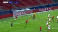 Golo de honra do Rennes frente ao Sevilha foi de penálti