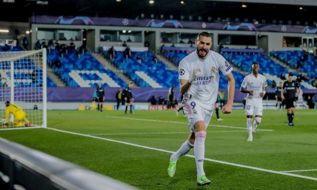 Real Madrid-Monchengladbach (AP Photo/Bernat Armangue)