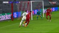 O resumo da vitória do Bayern Munique sobre o Lokomotiv Moscovo