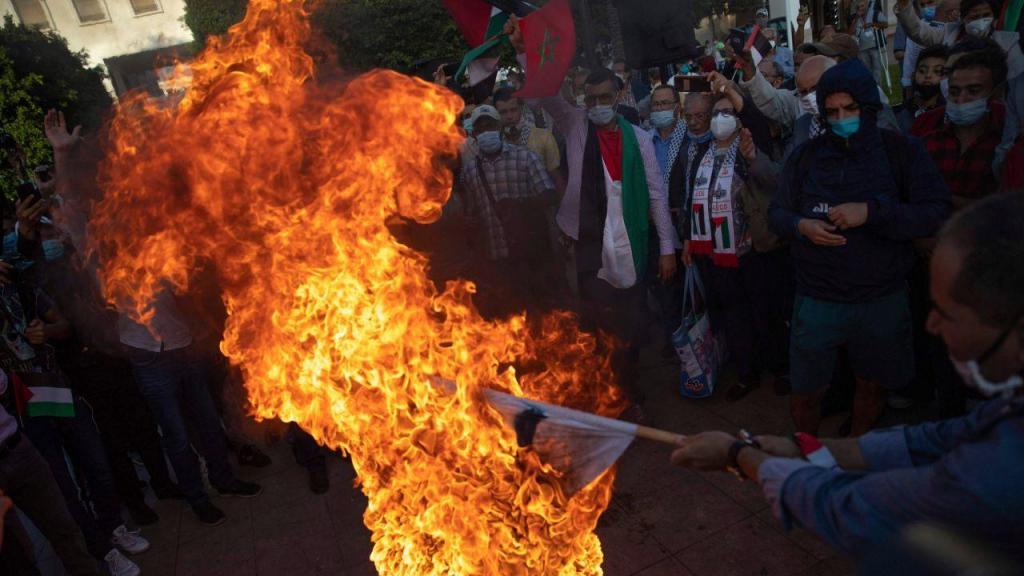Tensão entre Marrocos e Israel