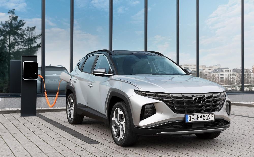 Hyundai Tucson híbrido plug-in