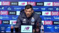 «Gestão? Não há uma fórmula para a Liga e outra para a Champions»
