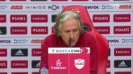 «Estou preparado para perder jogadores, se for o melhor para o Benfica»