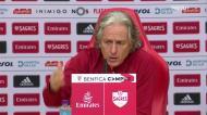«Se os jovens emprestados não jogam, mais vale estarem no Benfica»