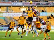 Wolverhampton-Aston Villa (EPA/Tim Keeton)